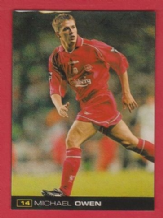 Liverpool Michael Owen England